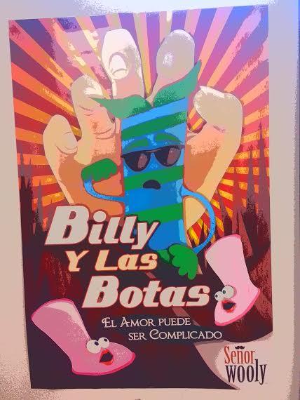 Billy y las botas